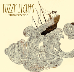 Fuzzy Lights Summer's Tide single